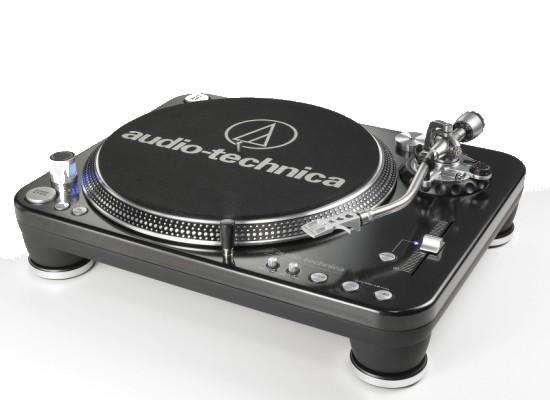 Toca disco Audio Technica AT-LP1240-USB ( DJ ) e6473687bf1